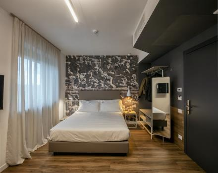 Stay in Rome Fiumicino and choose your room at the BW Hotel Corsi